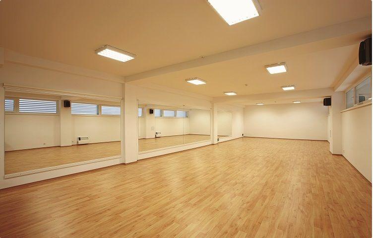 Taneční sál vhotelu