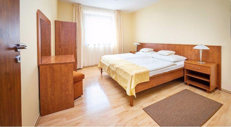Hotel Ambra - pokoje