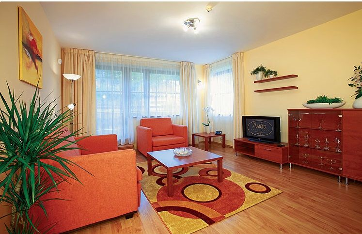 Hotel Ambra - pokoj