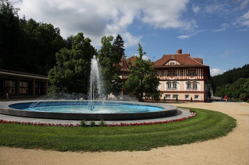 Lázeňské náměstí